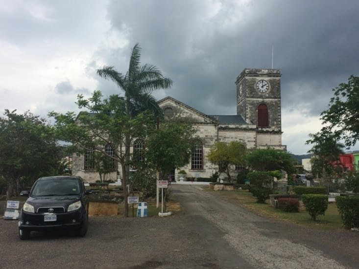 Saint James Parish Church