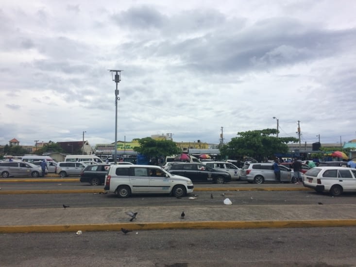 Station de taxis de Montego Bay