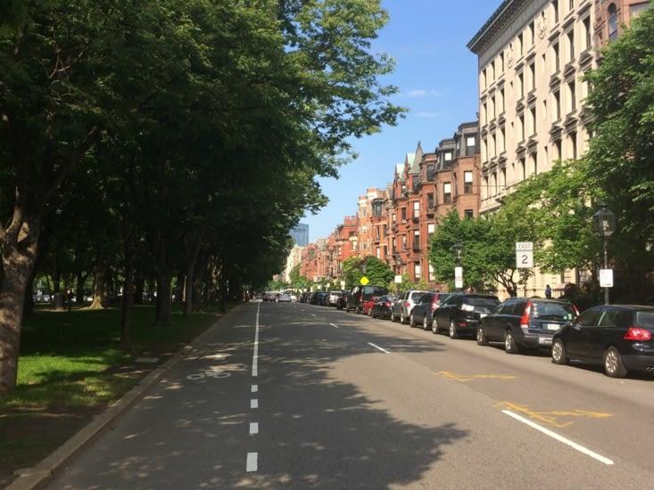 Commonwealth Avenue