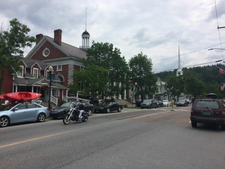 Main Street, Stowe