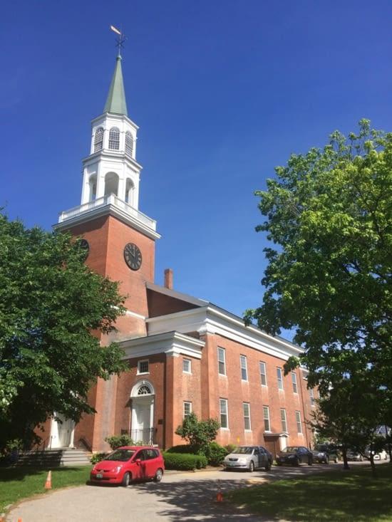 L'église unitarienne universaliste
