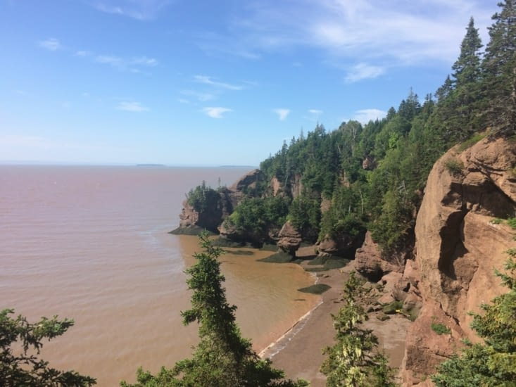 Parc provincial Hopewell Rocks