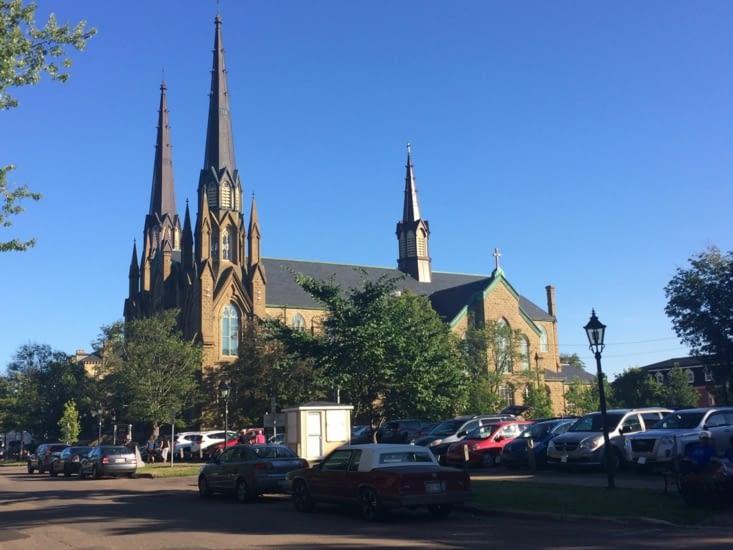 Basilique-cathédrale Saint-Dunstan, Charlottetown