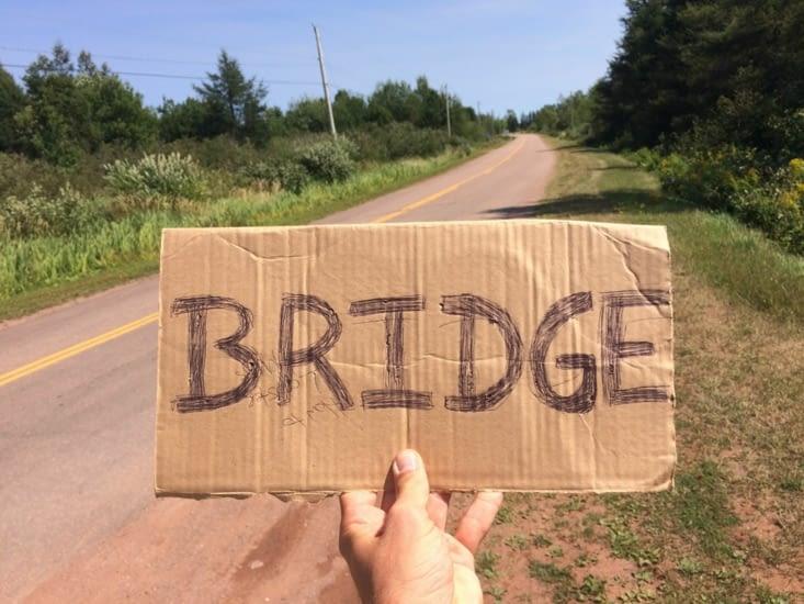 Le pont de la Confédération = LE pont de l'Île-du-Prince-Édouard