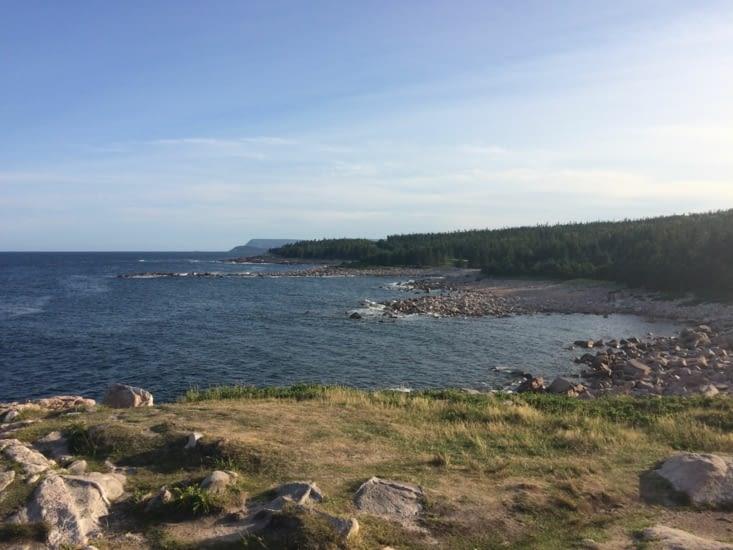 Le Cap-Breton m'a parfois rappelé ma Bretagne natale