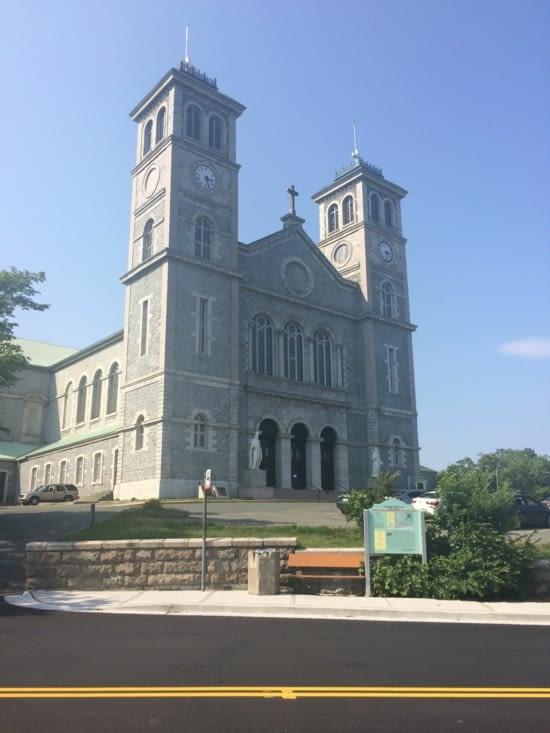 Basilique St. John the Baptist