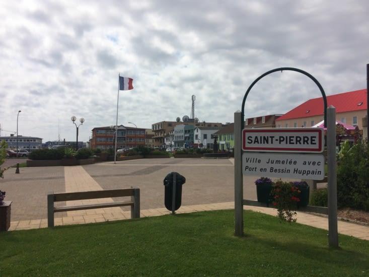 Bienvenue à Saint-Pierre