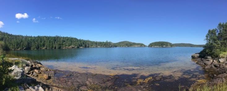 South Broad Cove, Terra Nova National Park