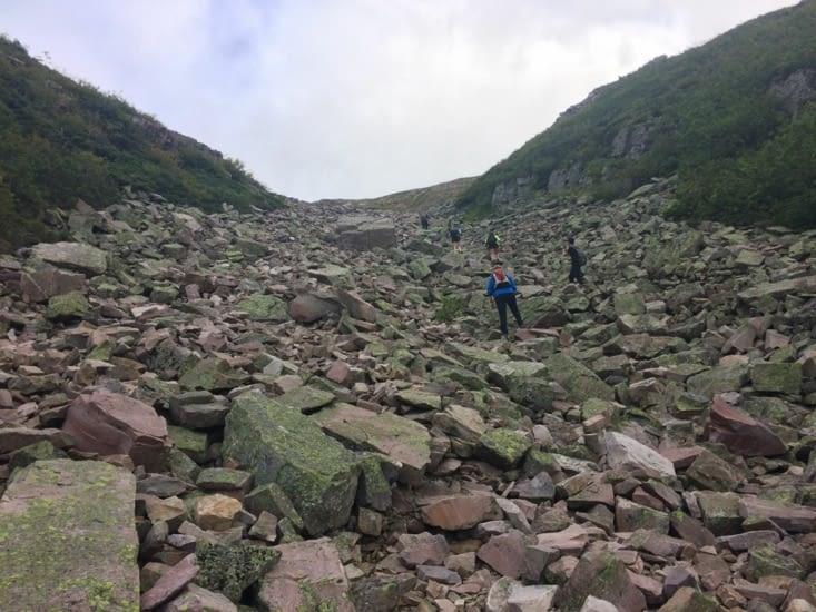 Ascension du mont Gros-Morne