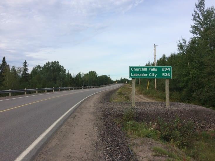 Direction Labrador City
