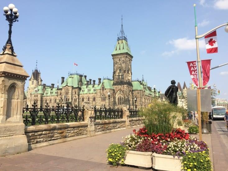 Parlement du Canada - L'Édifice de l'Est