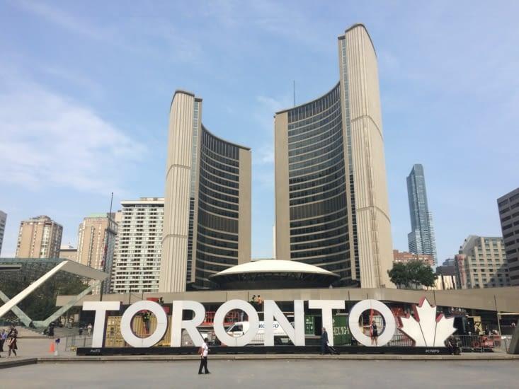 L'hôtel de ville de Toronto