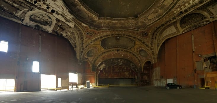 Michigan Theatre - Détroit