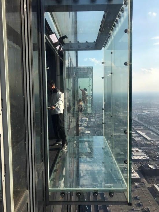 Envie de se projeter dans le vide, à 412 mètres de hauteur ?