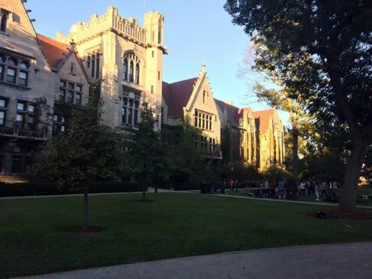 L'université de Chicago