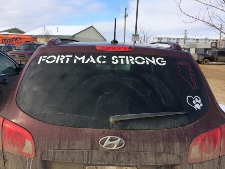 Combo Fort Mac Strong / Alberta Strong