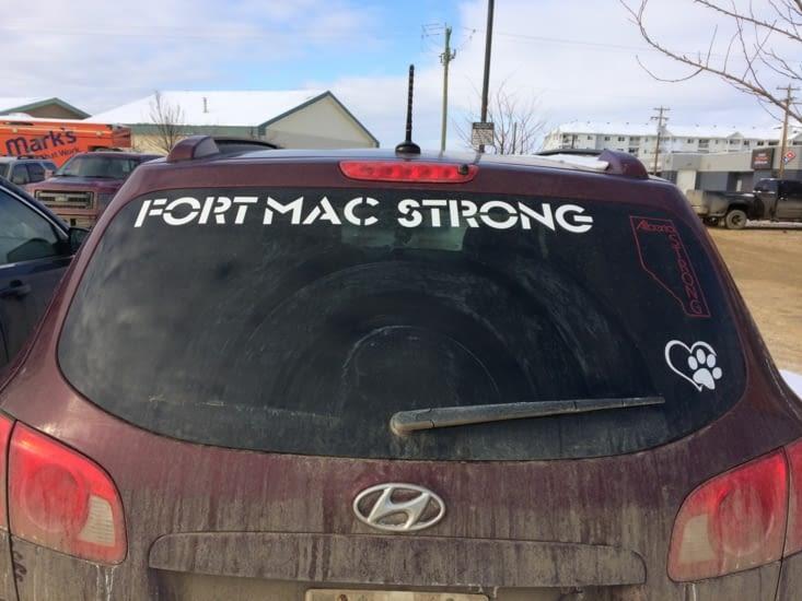 Combo Fort Mac Strong / Alberta Strong