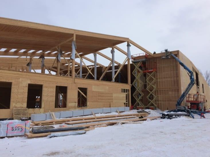 Salt River First Nation Multipurpose Facility