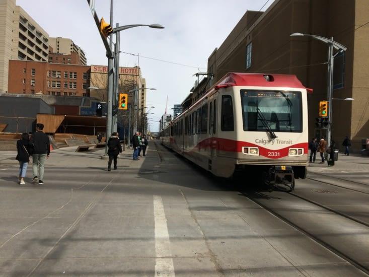 Centre-ville de Calgary