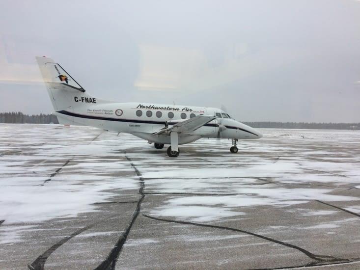 Jetstream 32 de la compagnie Northwestern Air