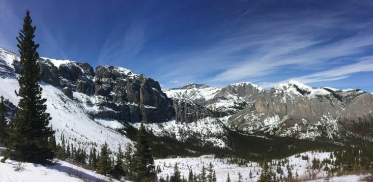 Mount Yamnuska Trail