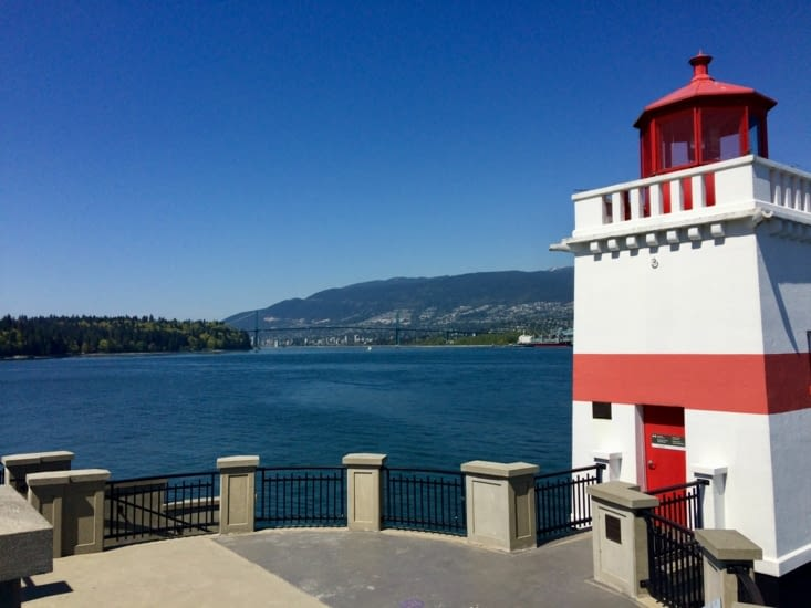 Brockton Point Lighthouse - Stanley Park