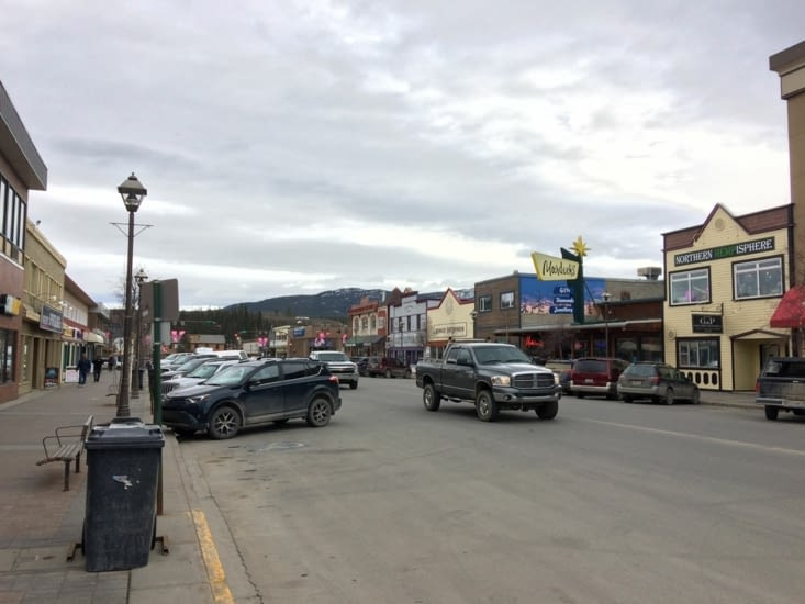 Main Street, Whitehorse