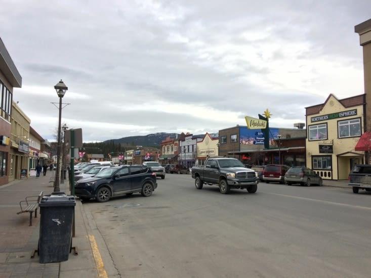 Main Street, Whitehorse