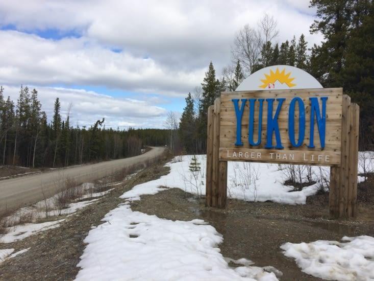 Yukon, Larger Than Life
