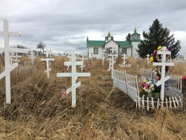 Église orthodoxe de Ninilchik