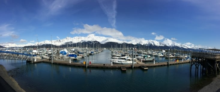 Port de plaisance de Seward