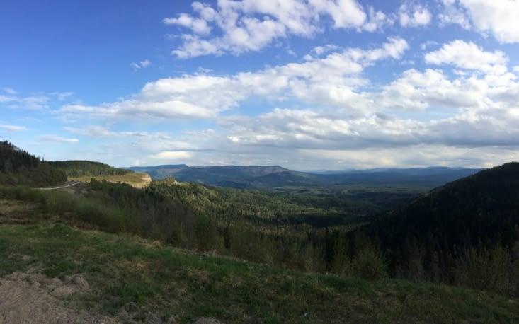 Un panorama exceptionnel