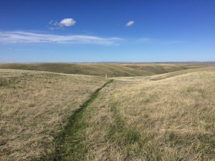Broken Hills Route