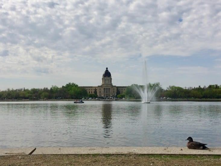 Édifice de l'Assemblée législative de la Saskatchewan
