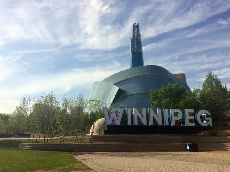 Le musée canadien pour les droits de la personne