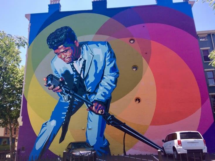 Mr. Dynamite (James Brown)