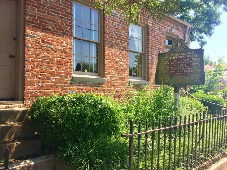 Thomas Edison Butchertown House