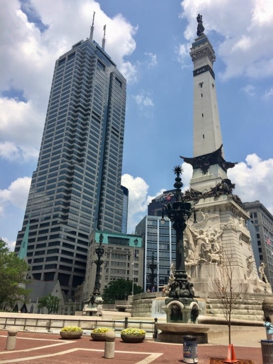 Indianapolis Soldiers' and Sailors' Monument