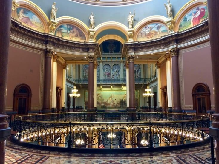 Capitole de l'Iowa