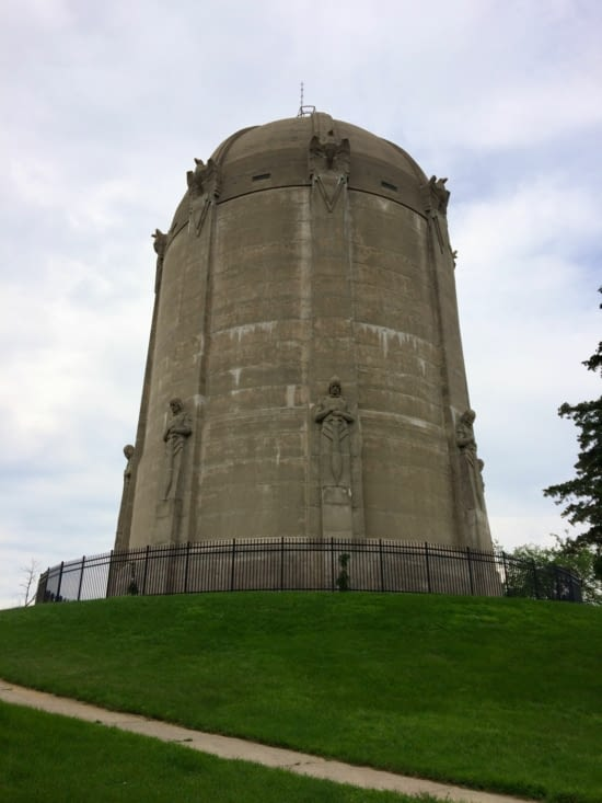 Washburn Park Water Tower
