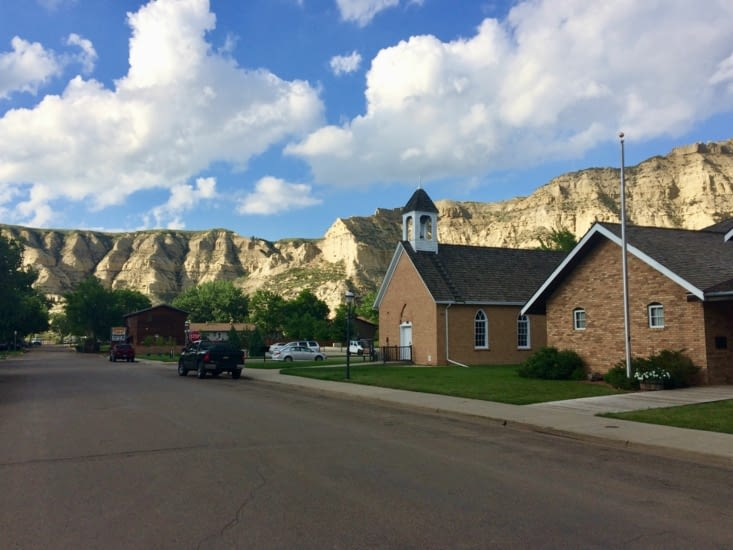 Medora, Dakota du Nord