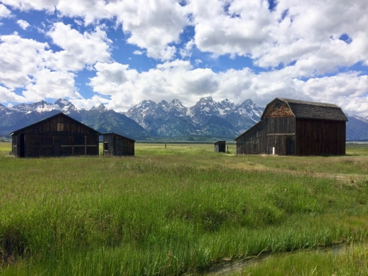 T. A. Moulton Barn