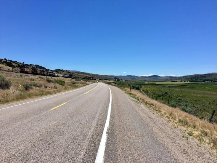 Arrivée en Utah