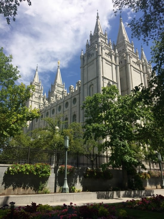 Temple de Salt Lake City