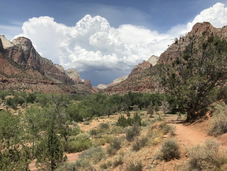 Watchman Trail - Zion National Park