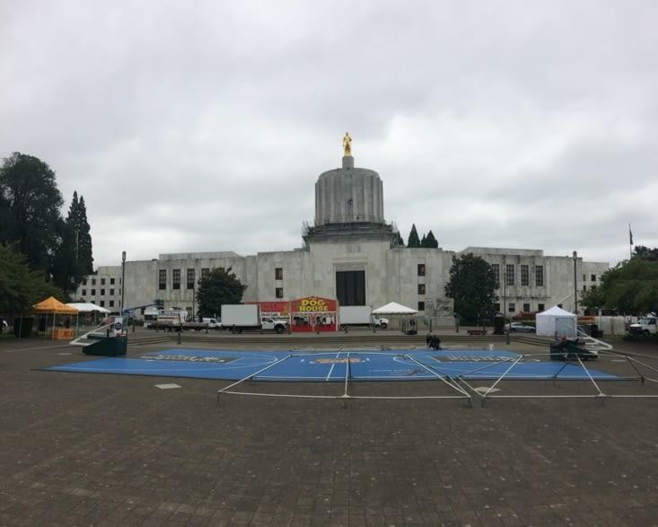 Capitole de l'État de l'Oregon