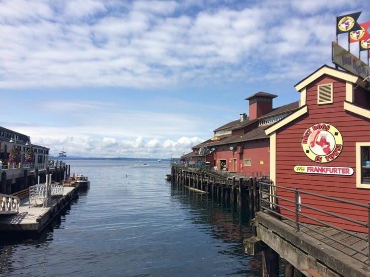Pier 55, Seattle