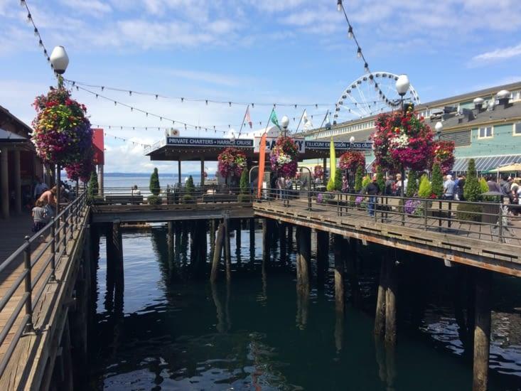 Pier 56, Seattle