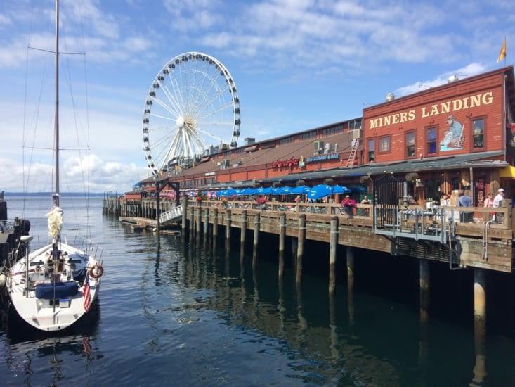 Pier 57, Seattle