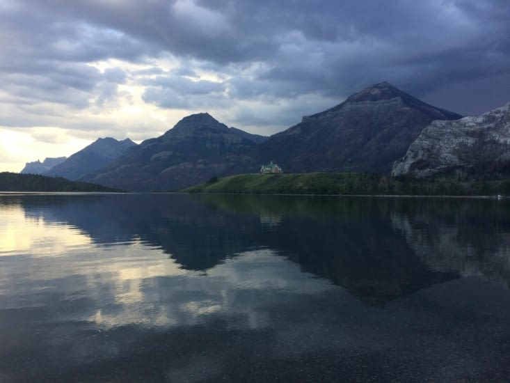 Parc national du Canada des Lacs-Waterton